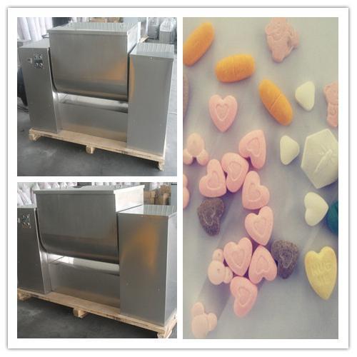 不锈钢干粉混合机 湿粉混合机