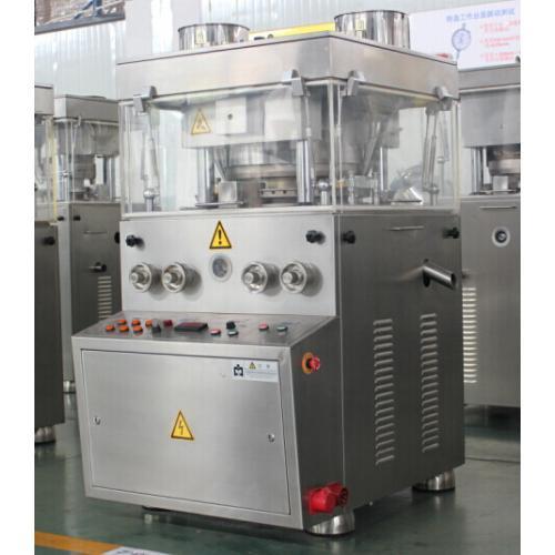大型ZP27D双层片压片机旋转式粉末压片机