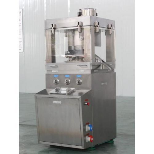 实验室小型旋转式粉末压片机小试中试小批量生产压片机