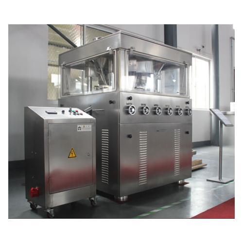 大型多功能粉末压片机五层片五出旋转式压片机