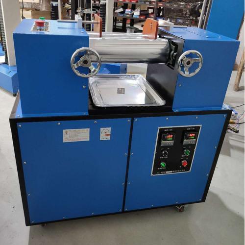 PVC塑料压片机 3寸4寸6寸塑料开炼机